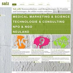 Salz Werbeagentur Berlin, Experten für Healthcare & IT, B2B