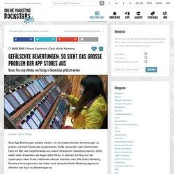 Die Fake-Fabriken - hier werden App-Bewertungen im großen Stil manipuliert