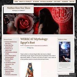 WERECAT Mythology: Egypt's Bast