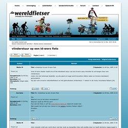 Bekijk onderwerp - vlinderstuur op een id-worx fiets