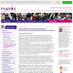 Pharos - Werkconferentie over seksueel geweld bij Nederlandse jeugd met een niet-westerse achtergrond