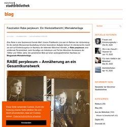 Faszination Rabe perplexum: Ein Werkstattbericht