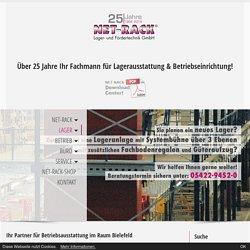 Werkstatteinrichtung für Bielefeld