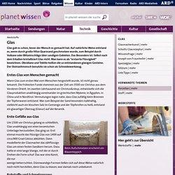 Werkstoffe - Technik - Planet Wissen