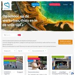 Op school, op de werkvloer, thuis en in de vrije tijd - GoodPlanet Belgium