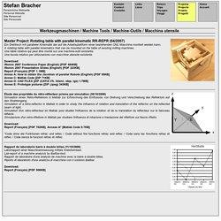 Werkzeugmaschinen / Machine Tools / Machine-Outils / Macchina utensile
