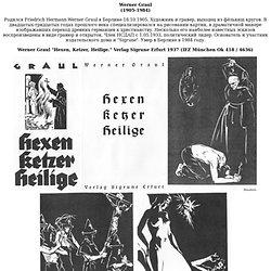 Werner Graul