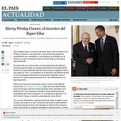 Harry Wesley Coover, el inventor del Super Glue · ELPAÍS.com