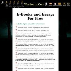 E-Books for Free