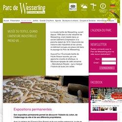 Parc de Wesserling » Musée du Textile, quand l'aventure industrielle prend vie…