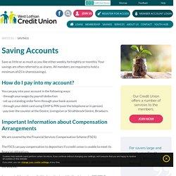 West Lothian Credit Union