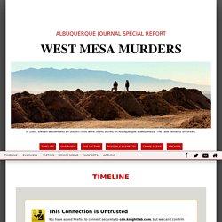 West Mesa Murders
