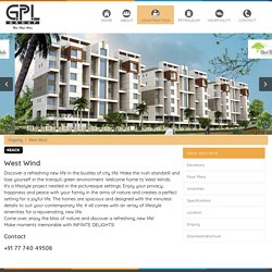 West Wind - New Residential Project in Pune
