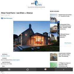 West Yard Farm / van Ellen + Sheryn