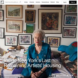Westbeth Artists Housing Has Been a Haven to New York Artists for 50 Years