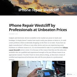 IPhone Repair Westcliff by Professionals at Unbeaten Prices – iPhone repair Westcliff
