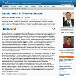 How Western Europe can make the most of immigration