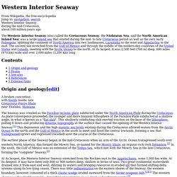Western Interior Seaway (WIKI) [EN]