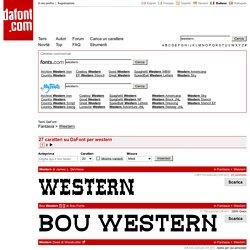 western - Ricerca - dafont.com