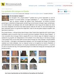 Les symboles dits runiques en Flandre