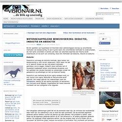 Wetenschappelijke bewijsvoering: deductie, inductie en abductie