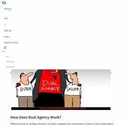 What Is Dual Agency in Real Estate — Steemit