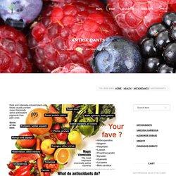 Antioxidants Health Tips and News