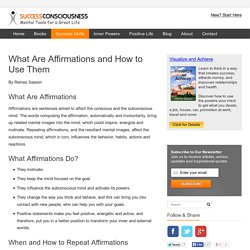 What Are Affirmations and How to Use Them