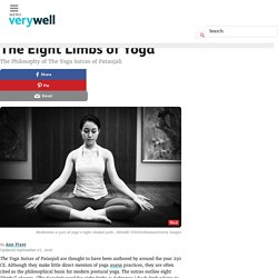 What Are the Eight Limbs of Yoga?
