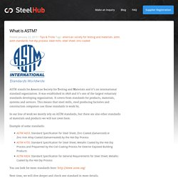 SteelHub Blog