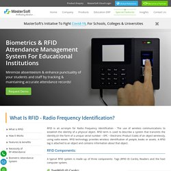 What Is RFID Attendance System for Schools?