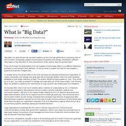 "What is ""Big Data?"""