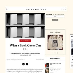 What a Book Cover Can Do ‹ Literary Hub