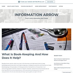 What Is Book-Keeping And How Does It Help?