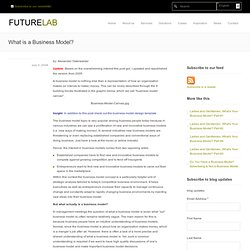 Futurelab – An international marketi
