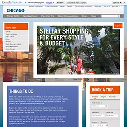 Chicago Events, Attractions, and More | Explore Chicago