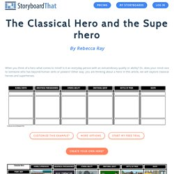 What is a Classical Hero?