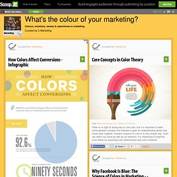 What's the colour of your marketing?