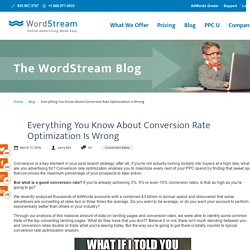 What Is a Good Conversion Rate? (It's Higher than You Think)