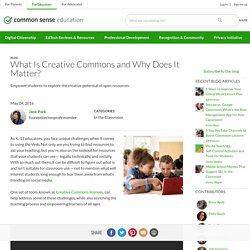 What Is Creative Commons and Why Does It Matter?