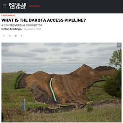 What Is The Dakota Access Pipeline?