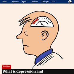 What is depression and why is it rising?