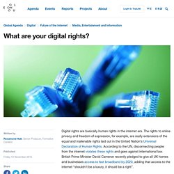 What are your digital rights?