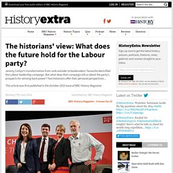 What does the future hold for the Labour party?