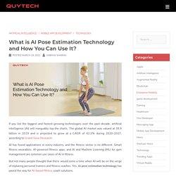 Human Pose Estimation Technology