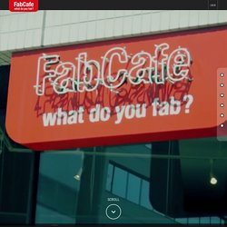 What is FabCafe?