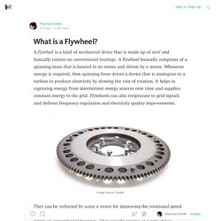 What is a Flywheel?