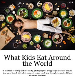 What Foods Kids Eat Around the World in Photos