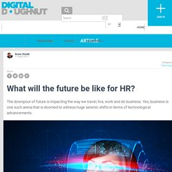 What will the future be like for HR? - Digital Doughnut