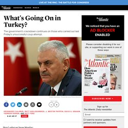 What's Going On in Turkey?